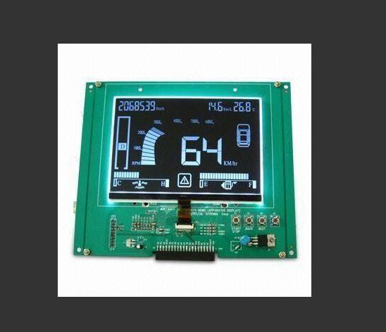 VA-黑膜车载LCD液晶显示屏