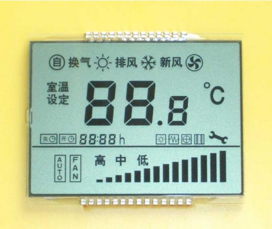 TN-LCD液晶屏 小家电LCD显示屏