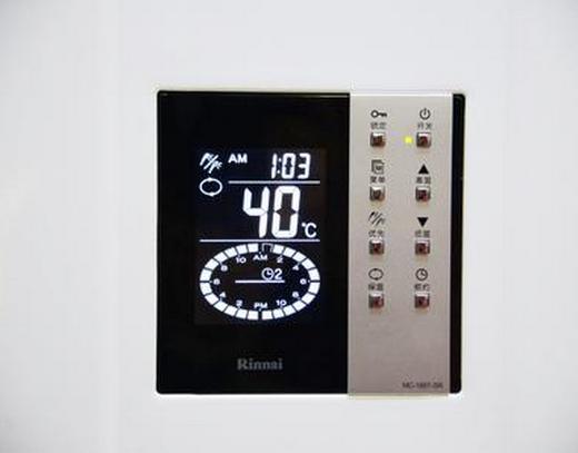 温度控制面板LCD液晶屏