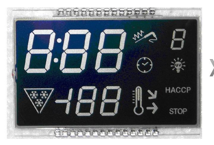 外贸出口专用LCD液晶显示屏