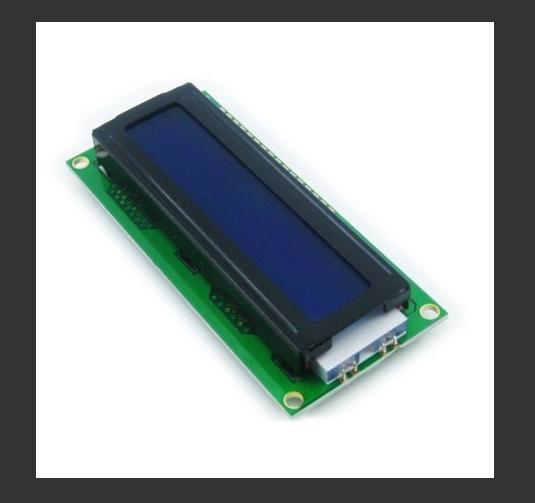 1620COB液晶屏