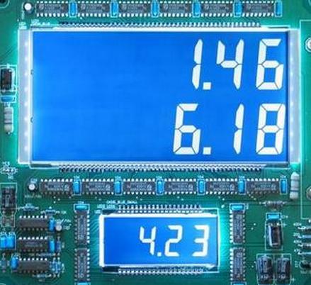 加油器专用LCD液晶显示屏