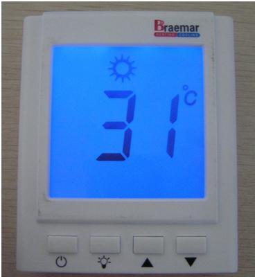 温控器专用液晶显示LCD屏