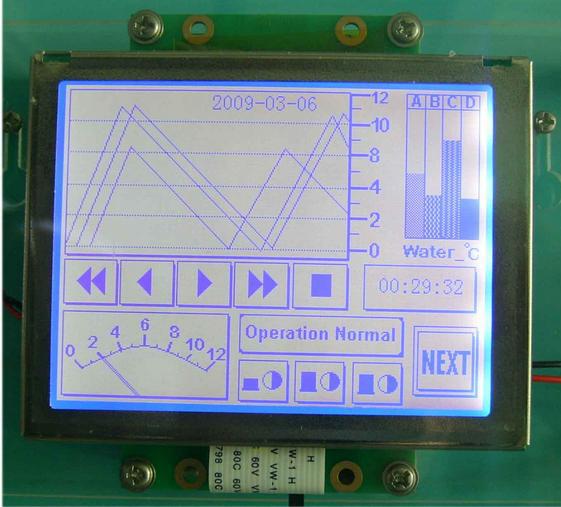 显示屏模块(带LED背光源)