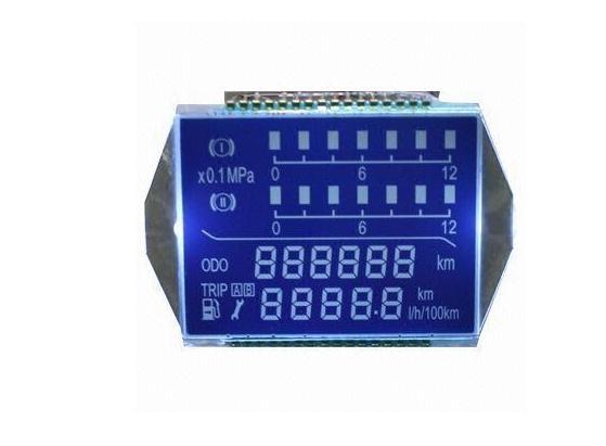 小汽车仪表盘专用LCD液晶屏