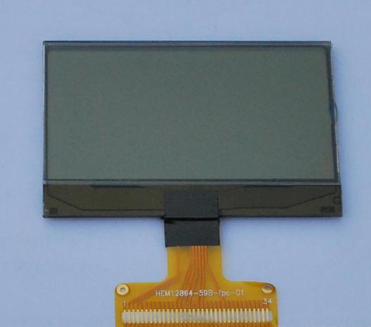 仪器专用COG液晶屏 COG模块