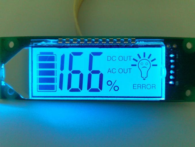 指示显示屏专用LCD液晶屏