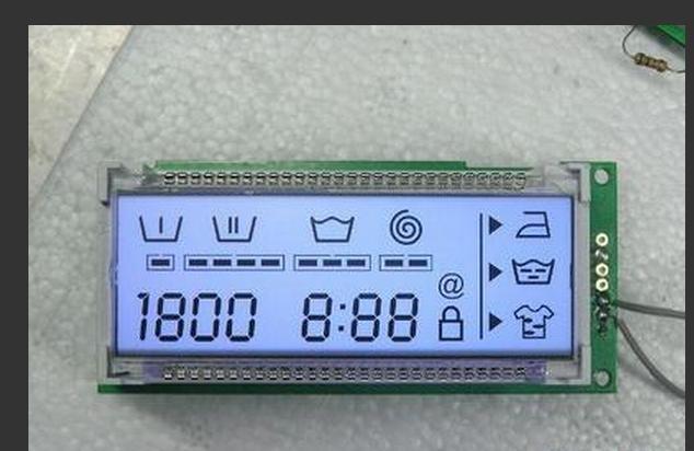 高端烫斗显示屏LCD
