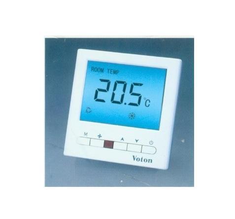 专业为温控器厂家提供用于温控器的LCD液晶显示屏