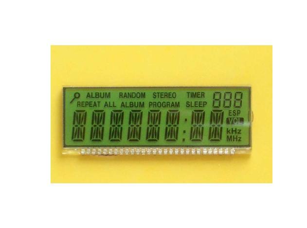 TN-LCD液晶屏-厂家定制LCD液晶显示屏产品
