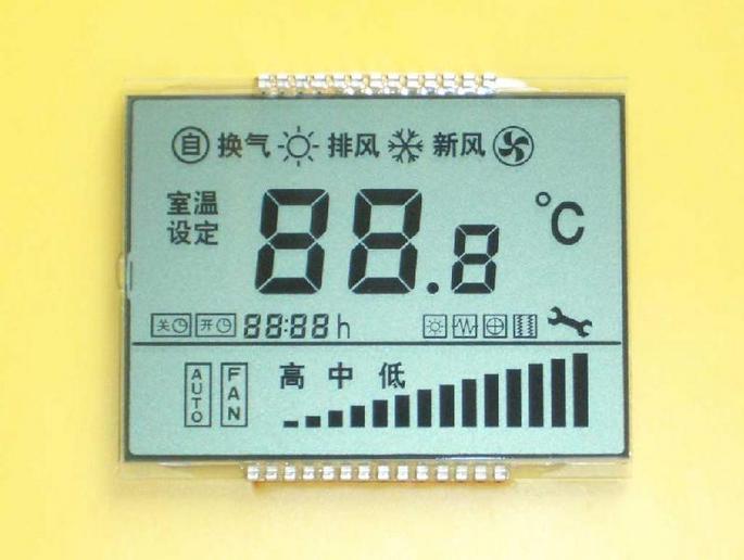 高对比度LCD液晶显示屏